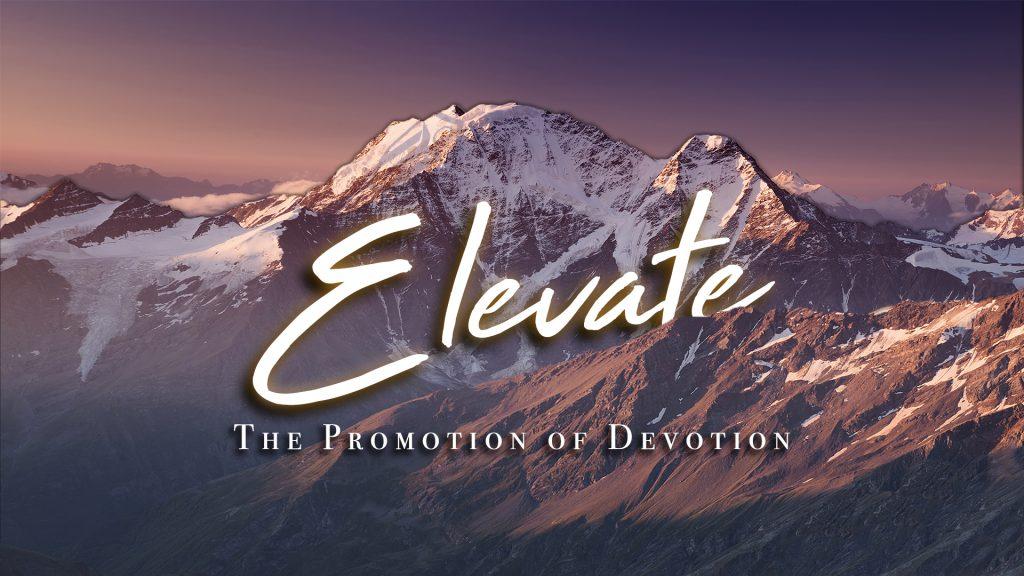Elevate Sermon Esteban Nunez