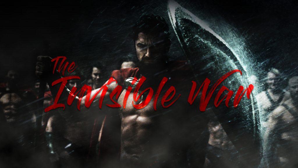 invisible war sermon esteban nunez